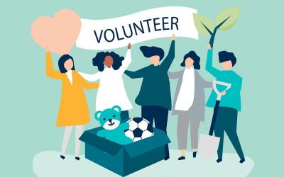 Volunteer Appreciation Week… Let's Take a Moment